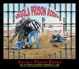 Rodeo Poster 2008