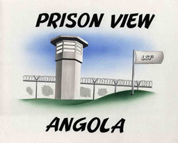 Prison View Golf Logo