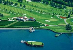 Coeur d'Alene Golf Resort – USA