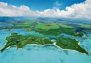 Ile Aux Cerfs Golf – Mauritius