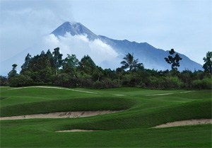 Merapi Golf Course – Indonesia