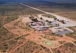 Nullarbor Links Golf Course – Australia